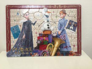 アナと雪の女王のパズル