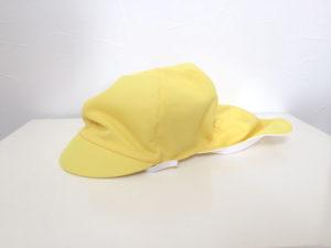 幼稚園の運動帽
