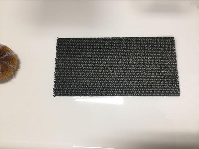 ストリーマユニットのフィルターを洗う
