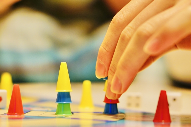 子供と遊ぶボードゲーム